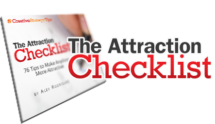The Attraction Checklist